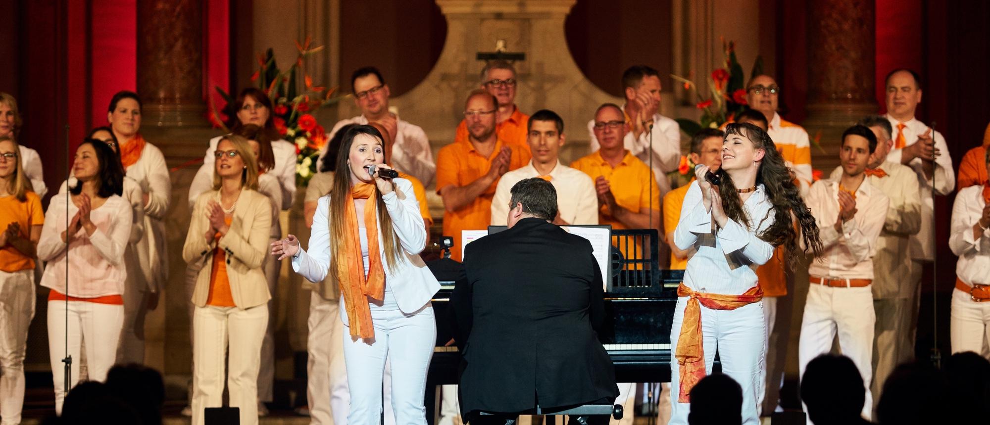 Abendsterne - Der Chor
